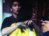男子劫持女友拒捕 被民警枪击腹部