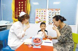 女童总把两岁说成两肺 专家:构音障碍