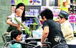 男子超市购物起争执 突发心梗身亡