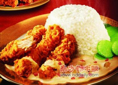 米饭怎么吃更健康?