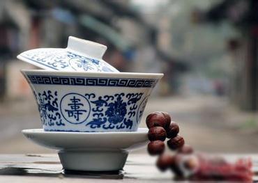 自制八种延年益寿茶