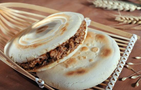 美媒:汉堡包起源于中国肉夹馍