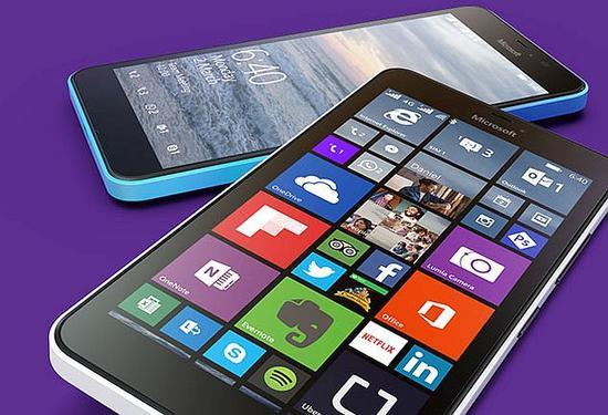 微软终于开发Lumia旗舰机了