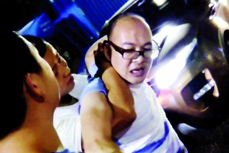 深圳一社区干部醉驾撞车致女子流产 官方:不属公务员