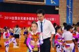 健美操冠军队教练张道明:看到孩子们拿奖是一种享受