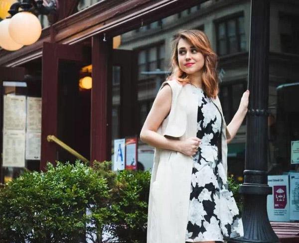 永不过时 可以无限穿搭的背心式长裙