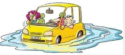 暴雨又催生一批水浸车,怎样避免买到水浸车?