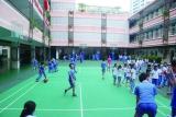 深圳最袖珍小学让孩子感觉像家 半个篮球场训练出亚军