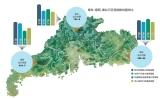四大指数分区域对比:粤东四市落差大 均衡发展数粤西