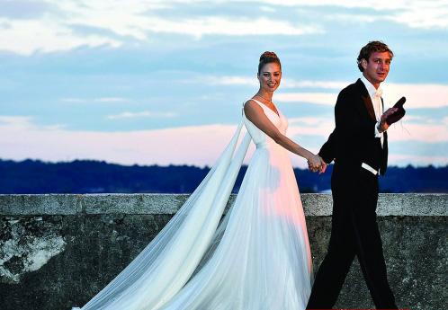 摩纳哥王子娶新娘,为什么对我的伤害是100000+?!