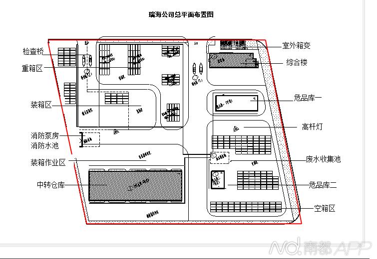 仓库货架摆放平面图_第7页_平面设计图