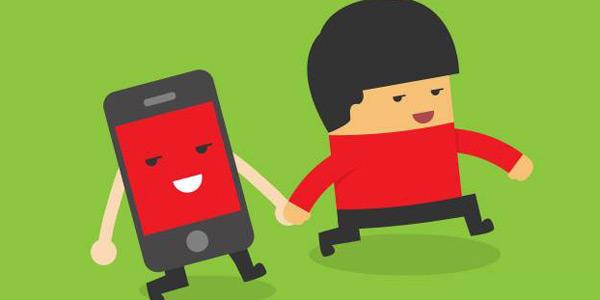 大家这么爱手机,还需要男女朋友干嘛?