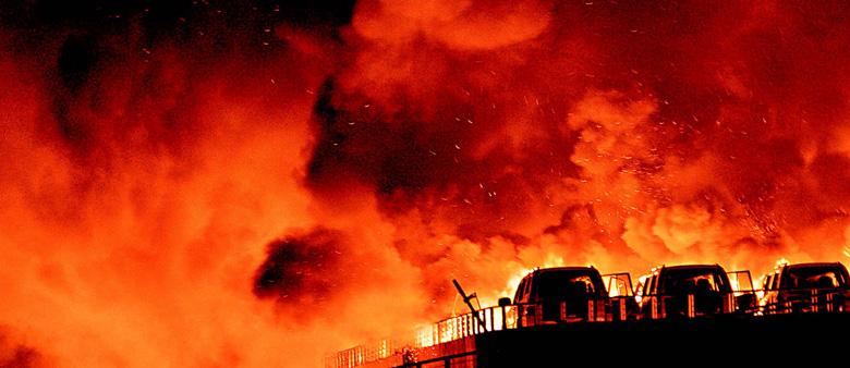 天津爆炸事故