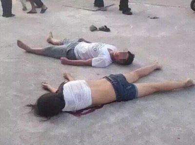 惠州95后情侣疑感情纠纷7楼坠亡 女子仅15岁