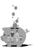生二孩 每月额外支出至少增加5000元