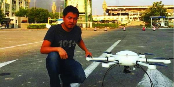 半年扩张10倍 这无人机公司如何飞起来?