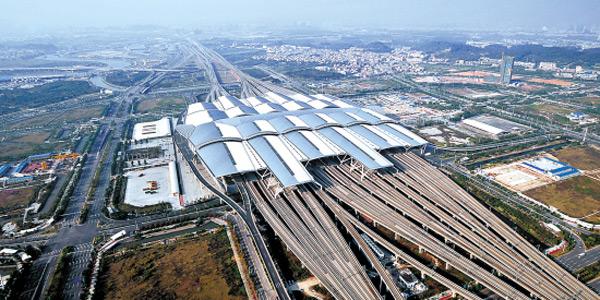 广东十三五规划:2020年市市通高铁 人均GDP10万元