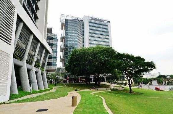 菁菁学子 与新加坡FSA同成长