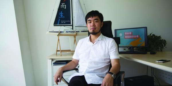 陈维伟:摸爬滚打22年 更能理解草根创业不易