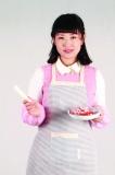注重原汁原味 新鲜应季的有机菜是她的最爱