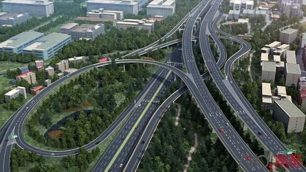 工程于今日中午提前顺利建成通车.该通车段也是港珠澳大桥各建设