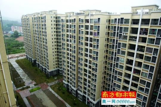 深圳安居房渗水因截水失效 住建部门启动调查