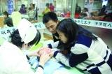 忽冷忽热感冒患者增多 新区人民医院专家支招