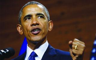 美国总统在德国汉诺威演讲:危机重重,欧洲挺住!