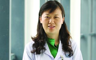 """王晓玲:守护患者健康她向""""绿色癌症""""宣战"""