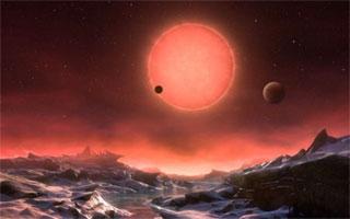 比利时研究团队发现3颗类地行星 移民外星有戏了?