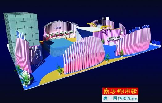 来南山感受未来文化中心的魅力
