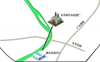 广州一污水处理厂建在自来水厂上游 多个指标严重超标