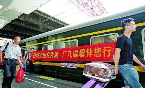 坐火车去新疆 不再是梦想