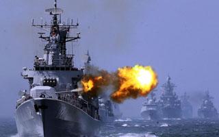 解放军部队东南沿海密集演练  国防部称不针对任何特定目标