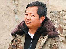 周兆翔任宝安公安分局局长  曾援疆6年