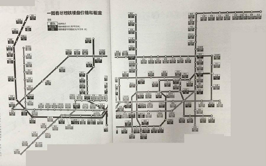 地铁站主体结构施工图纸