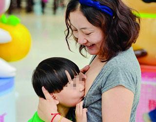 徐婷:倡导母乳喂养的专职公益人