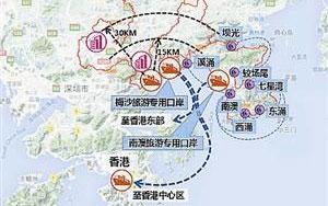 深圳东部拟建水上机场 推进14条地铁建设