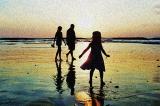 """孩子需要陪伴 家长需要""""暑假"""""""
