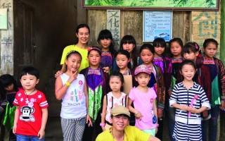广州CBD有这样一群人 忙着为别人家孩子实现愿望