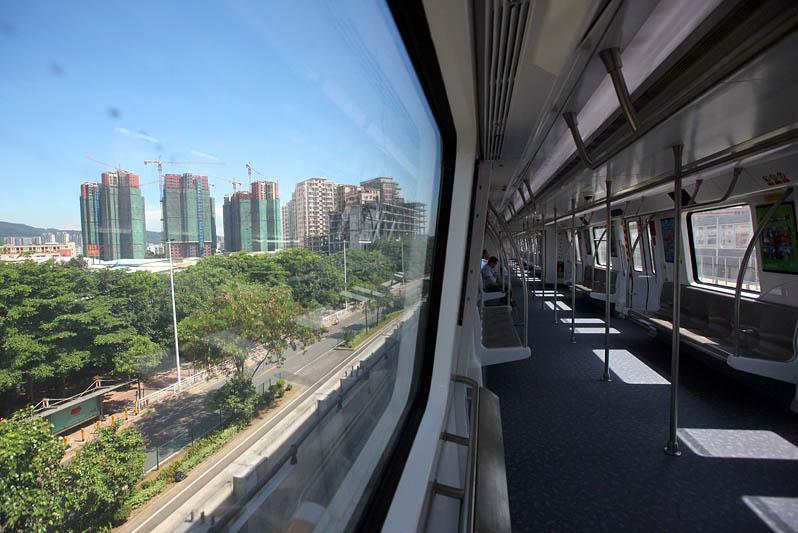 确定了!地铁11号线28日开通,边坐地铁边看海(附写真+攻略)