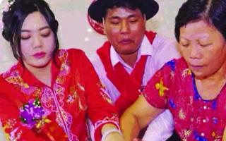 顺德最年长大妗姐彭瑞凤:每场婚姻都需一个婚礼 但幸不幸福与婚礼无关
