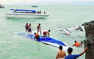 今年中国赴泰游客或突破1000万人次:溺水、车祸最易发生