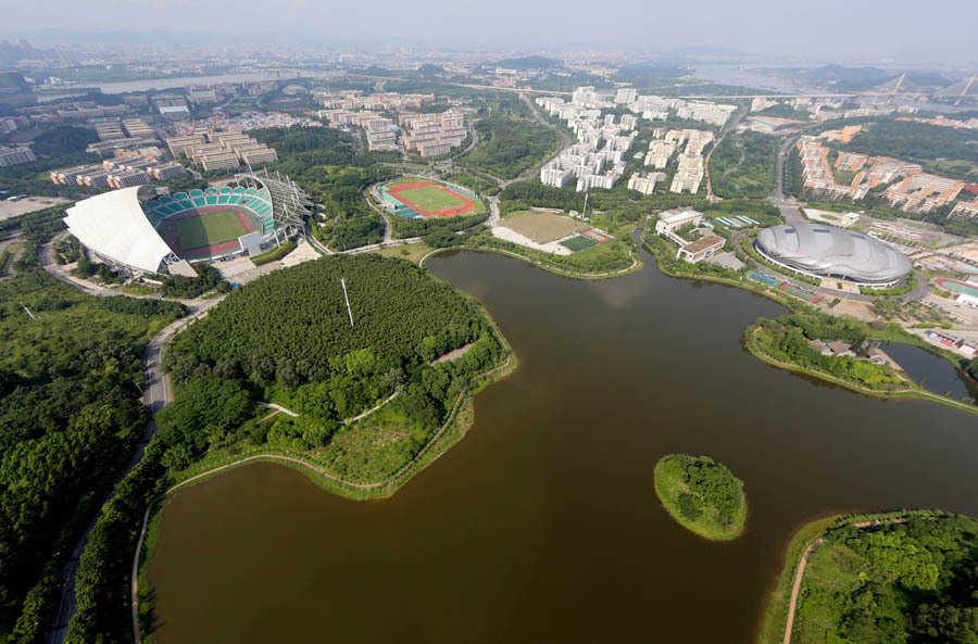 广州大学城公租房即将开建 共计1512套可满足5000人需求