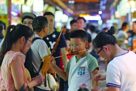 东门购物节暨美食节28日欢乐开幕 亮点多多