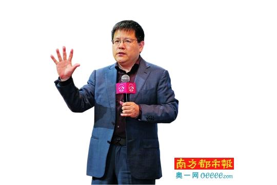 秦朔现身深圳谈资产配置:2020年前地产泡沫会破掉