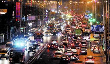 珠三角智能出行大数据发布 佛山人因堵车人均成本2243元