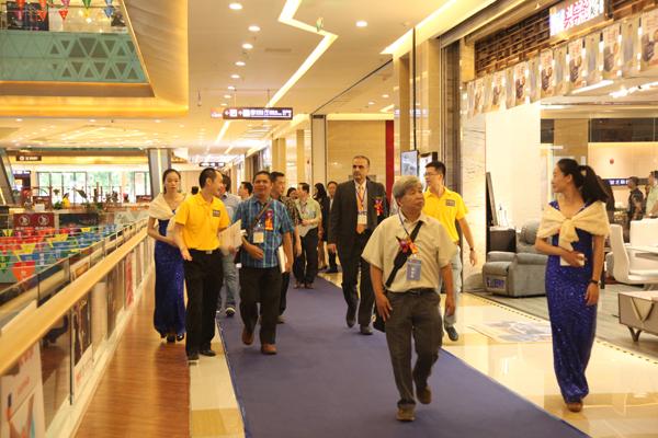亚洲家具产业(深圳)合作会议在好百年盛大召开