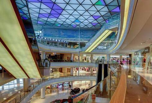 购物中心品牌成商管公司竞争砝码