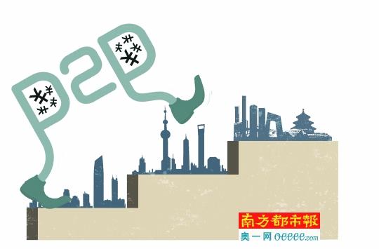 P2P行业评级出炉 前20名深圳寥寥无几